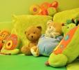 La sala dei piccoli
