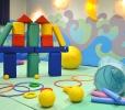 La stanza azzurra per il gioco psicomotorio